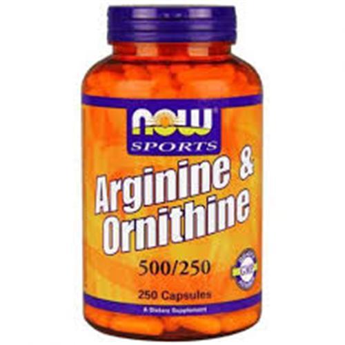 comprar arginina y ornitina