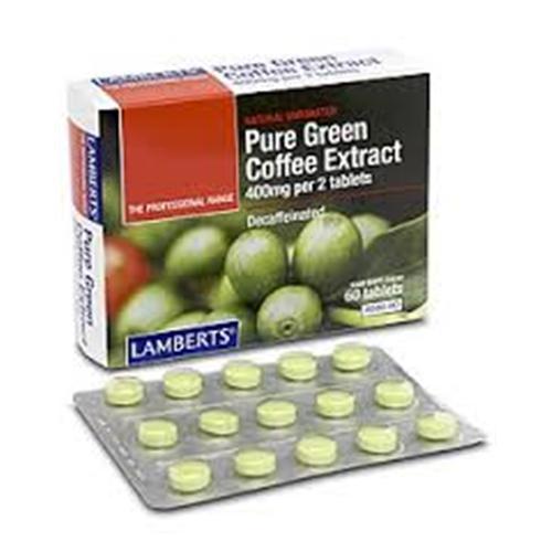 Caf Verde Descafeinado Capsulas 400mg