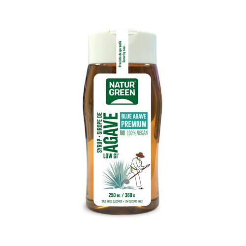 Sirope de ágave eco 250 ml NaturGreen