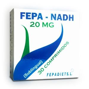 Fepa-NADH 20 Mg Sublingual Fepadiet